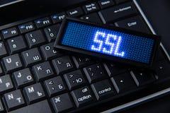 Sieci bezpieczeństwa pojęcie Internetowe technologie zabezpieczeń zdjęcia royalty free