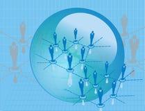 sieci ogólnospołeczne obrazy stock