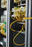 sieci pokoju serwer Zdjęcie Royalty Free