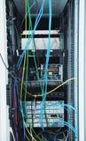 sieci pokoju serwer Fotografia Royalty Free