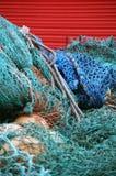 sieci rybackich zdjęcia stock