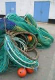 sieci rybackich Zdjęcie Royalty Free