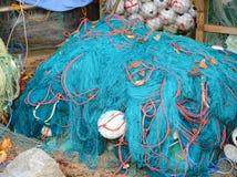 Sieci rybackie Zdjęcie Stock