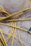Sieci Rybackie Sieci dla łowić Obrazy Royalty Free