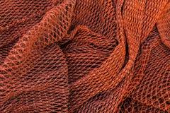 Sieci Rybackiej tło Obrazy Royalty Free