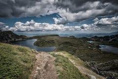 Siedem Rila jezior Fotografia Royalty Free