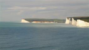 Siedem siostr falez w Wschodnim Sussex zbiory