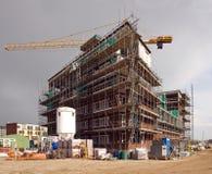 Siedlungsbau Stockbilder