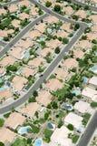 Siedlungsbau lizenzfreie stockbilder