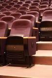 Siedzenia w Teatrze Zdjęcie Royalty Free
