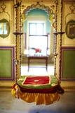 siedzenie artystyczna wisząca perska huśtawka Obrazy Royalty Free