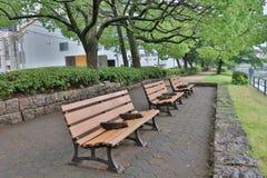 Siedzenie strona ota rzeką Zdjęcie Stock