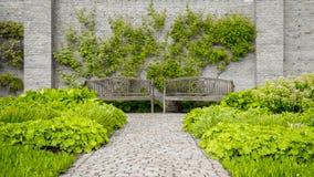 siedzi Edinburgh ogródów książe ulicznych Zdjęcie Royalty Free