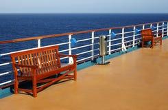 siedzi statek wycieczkowy Zdjęcia Stock