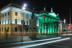 siedziba głowna poczta dublin Irlandia obrazy stock