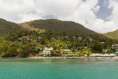 Siedziby z St Lucia Obraz Stock