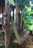 Siedzieć w naturze Zdjęcia Stock