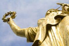 Sieg-Statue Lizenzfreie Stockfotografie