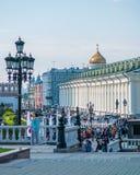 Sieg-Tag in Russland stockfoto