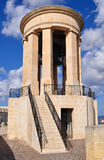 Siege bell,Malta Royalty Free Stock Photo