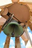 Siege bell,Malta stock photo