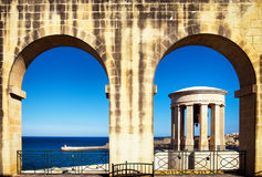Siege Bell - Malta Stock Photography