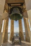 Siege Bell War Memorial, Valletta, Malta Stock Photography