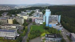 University of Siegen, Germany stock video