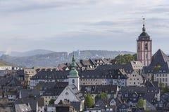 Siegen germany Royalty Free Stock Image