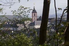 Siegen germany Royalty Free Stock Photo