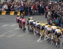 Sieger des Tour de France 2017 stockbilder