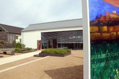 Sieger Koder Center and Biblegarden in Rosenberg, Germany.  stock photography