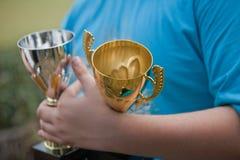 Siegercup Stockfotografie