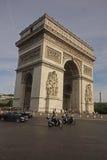 Sieges-archMonuments von Paris Stockbild