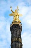 Siegesaeule di Berlino Immagini Stock Libere da Diritti