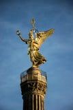 Siegessäule, Berlińska zwycięstwo kolumna Zdjęcie Royalty Free