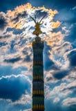 Siegessäule - Berlin Victory Column royalty free stock photos