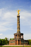 Siegessäule or Victory Column Stock Photo