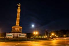 Siegessäule in Berlin Stock Images