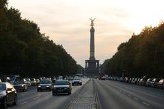 Siegessaeule (Victory Column) Royalty-vrije Stock Afbeelding