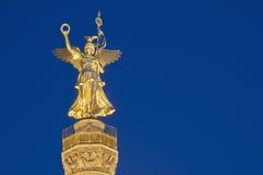 siegessaule berlin Германии Стоковая Фотография