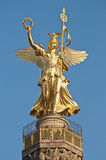 The Siegessaule at Berlin, Germany Royalty Free Stock Image