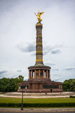 Siegessaule (Berlin Victory Column) Stock Photos
