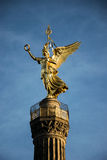 Siegessäule, Berlin Victory Column Royalty Free Stock Photo