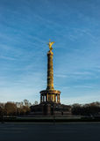 Siegessäule, Berlin Victory Column Royalty Free Stock Photos