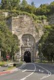 Siegmundstor or Neutor Tunnel in Salzburg, Austria royalty free stock photos