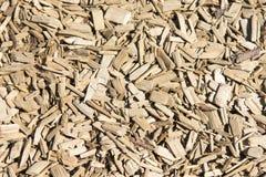 Siekający drewno jako tło Obraz Stock