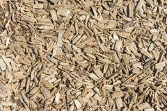 Siekający drewno jako tło Obrazy Stock