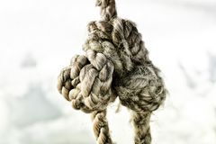 Siel, Knitting, Dew, Knot, Knotted Stock Photos