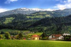 sielanka Tirolean fotografia stock